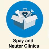 Spay and Neuter Clinics